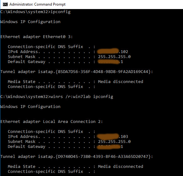 MSI packages remotely in Windows infrastructure | UnderDefense
