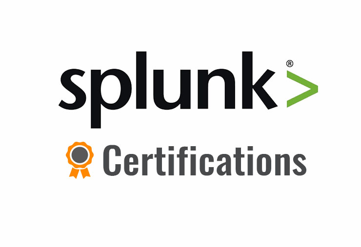 UnderDefense's engineer unlocked Splunk certifications