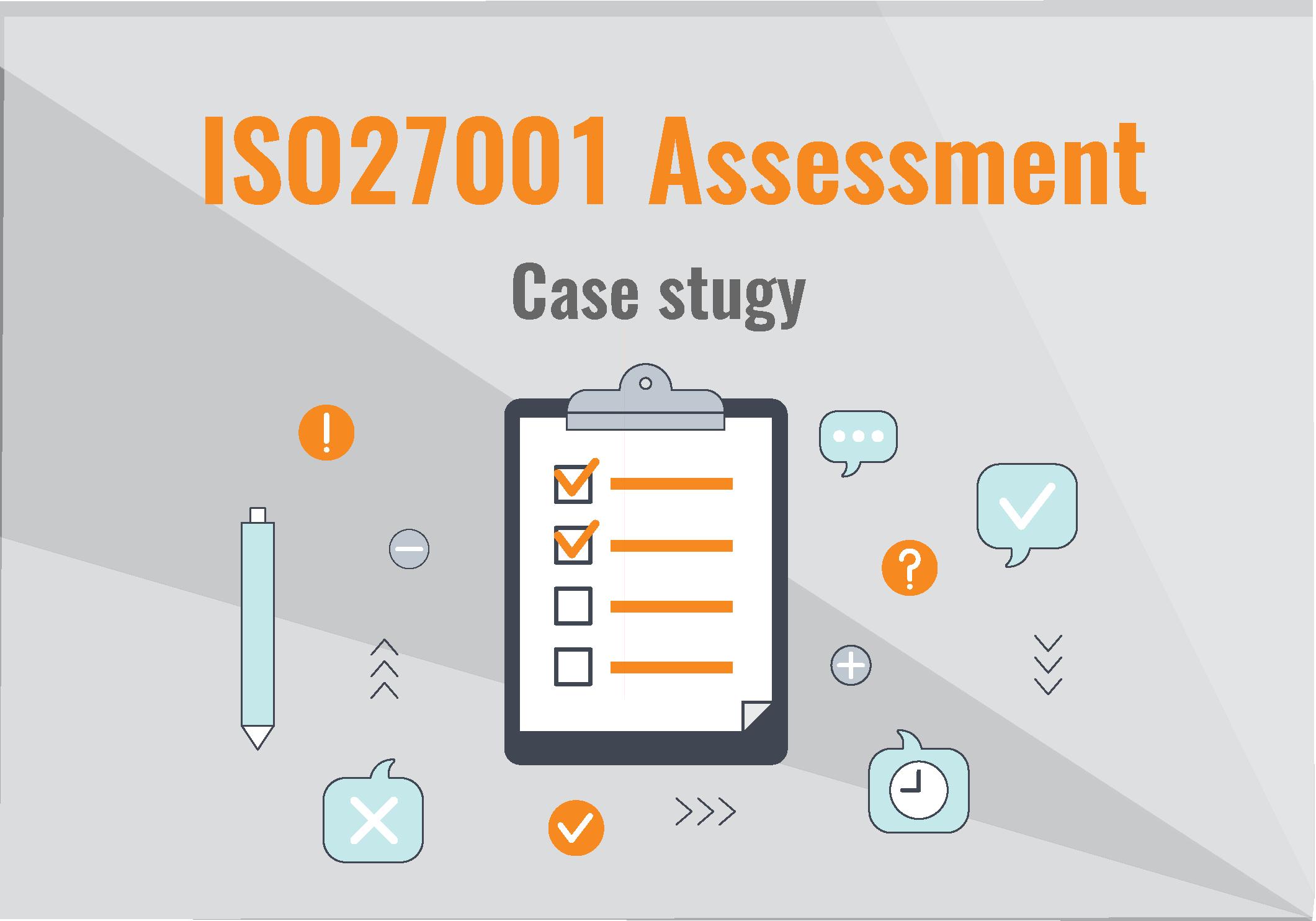 ISO 27001 assessment