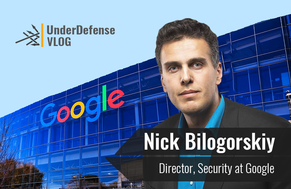 Security guru from Facebook, Juniper & Google: Nick Bilogorskiy