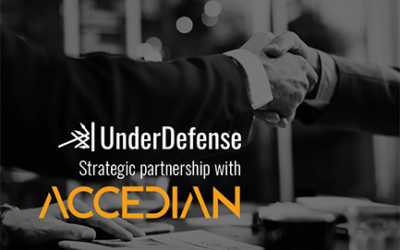 UnderDefense and Accedian Partner to Deliver Next-Generation Intrusion Detection as a Service