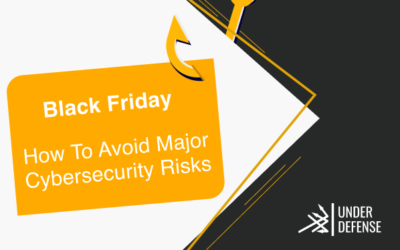 Black Friday. How To Avoid Major Cybersecurity Risks