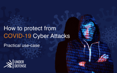 How to protect from COVID-19 Cyber Attacks