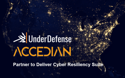 UnderDefense and Accedian Partner to Deliver Cyber Resiliency Suite