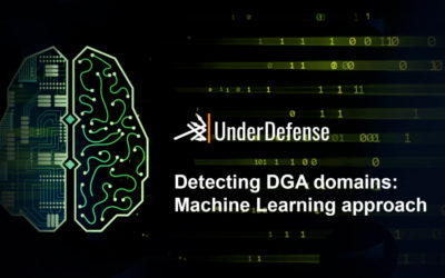 Detecting DGA domains: Machine Learning approach