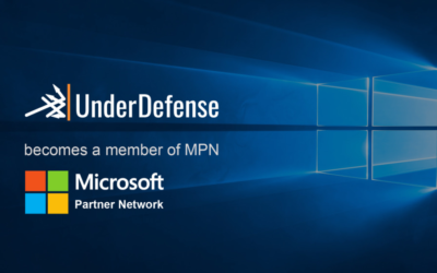 UnderDefense becomes a member of MPN (Microsoft Partner Network)