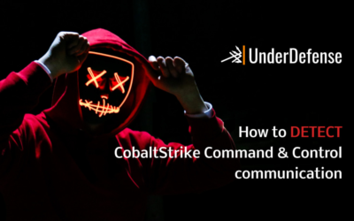 How to detect CobaltStrike Command & Control communication